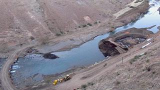 Lesotho Highlands Development Authority Polihali Gauging Weir teaser image